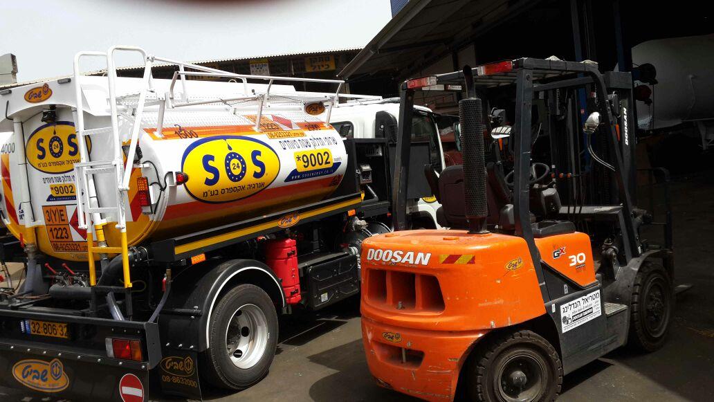 Fueling Forklifts