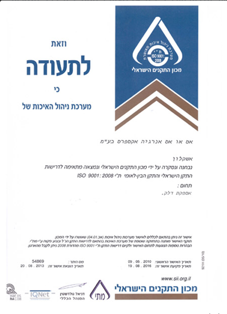 Standards Institution of Israel