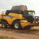 تأجيج الآلات الزراعية